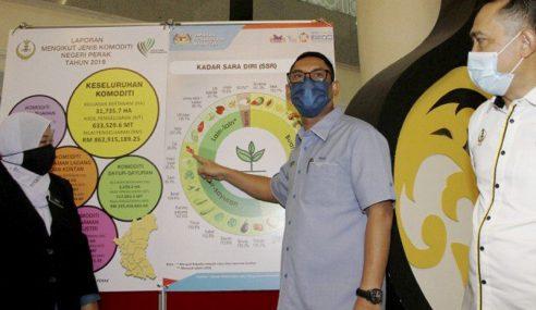 Perak Syor Perintah Darurat Terhadap Parlimen Gerik