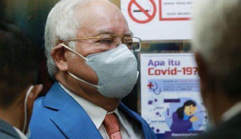 Najib Perlu Ke Parlimen, Bicara Kes 1MDB Tangguh
