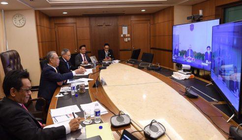 Malaysia, Singapura Sepakat Terus Bincang HSR