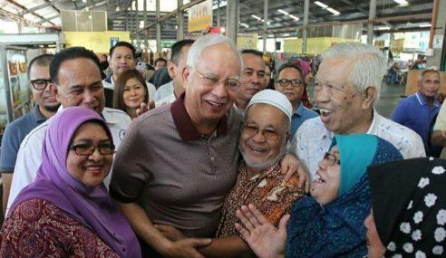 Najib Berhak Mentadbir Malaysia Lagi Sekali