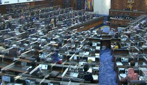 RUU Peringkat Jawatankuasa 3 Kementerian Diluluskan