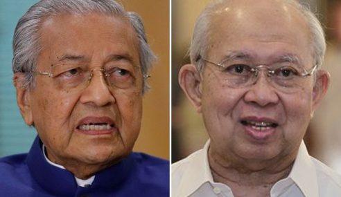 Mahathir, Ku Li Berkongsi Pentas Petang Ini