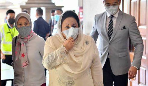 Kes Rasuah Rosmah: Pihak Pendakwaan Tutup Kes
