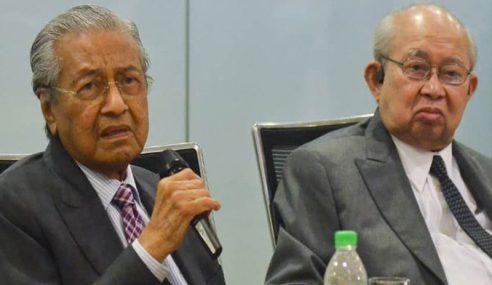 Mahathir Sedia Sokong Anwar Jadi PM