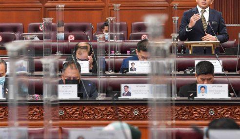 Dewan Negara Lulus Belanjawan 2021
