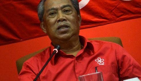 Muhyiddin Temui Pemimpin Utama BERSATU Di Putrajaya