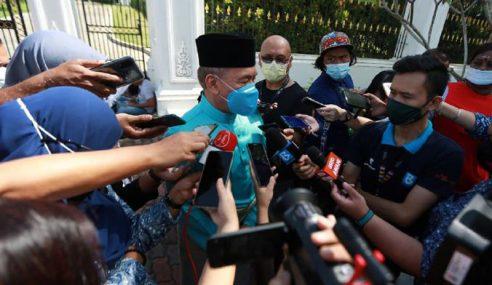 Wakil ADUN BERSATU, PAS Dititah Mengadap Sultan Nazrin