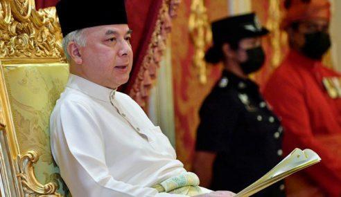 3 Kali Tukar MB Kegagalan Pimpinan Politik – Sultan Nazrin