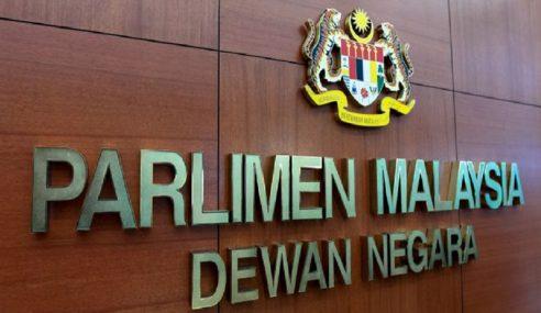 RUU Perbekalan 2021 Dibentang Bacaan Kali Kedua Di Dewan Negara