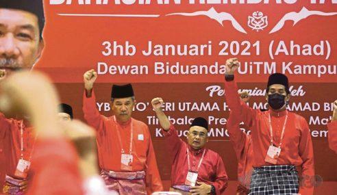 UMNO Tanding Tak Kurang 96 Kerusi Pada PRU-15