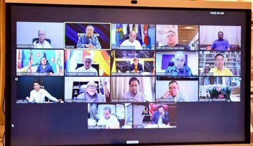 4 Wakil Kerajaan PN Dalam Jawatankuasa Khas Bebas Darurat