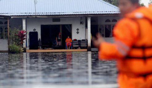 20,838 Mangsa Banjir, 2 Kematian
