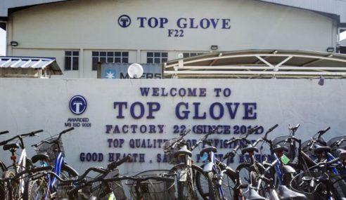Ismail Sabri Minta Top Glove Pastikan Keselamatan Pekerja