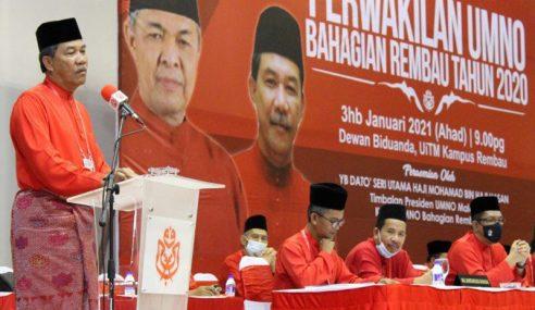 MKT UMNO Buat Keputusan Isu Kerjasama Malam Ini