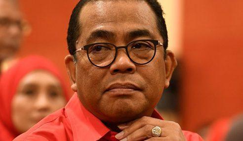 UMNO Bertanding PRU15 Atas Tiket BN