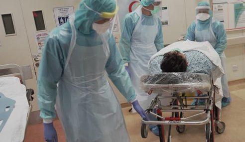 Penggunaan Katil ICU Untuk Rawatan COVID-19 Cecah 70 Peratus