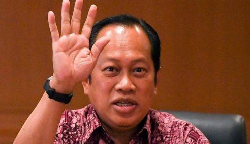 Ahmad Maslan Sahkan Dilantik Setiausaha Agung BN