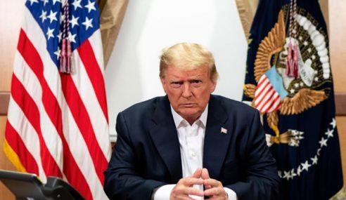 'Pentadbiran Baharu' AS Bermula 20 Januari – Trump
