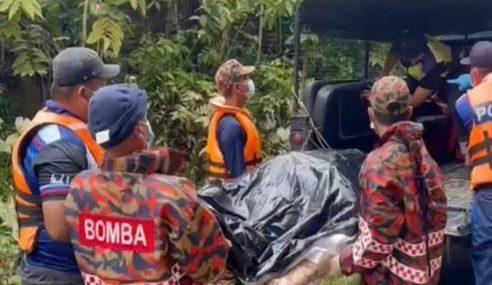 Mayat Korban Keenam Mangsa Banjir Pahang Ditemukan