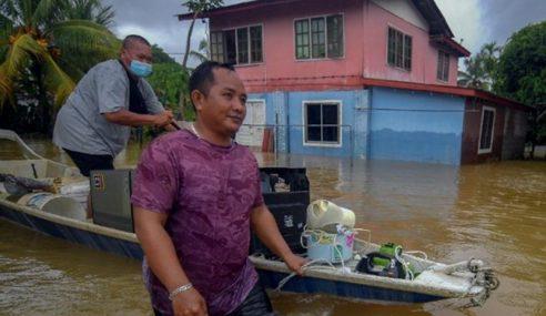 Sarawak Dilanda Banjir, Jumlah Mangsa Di 3 Negeri Menurun