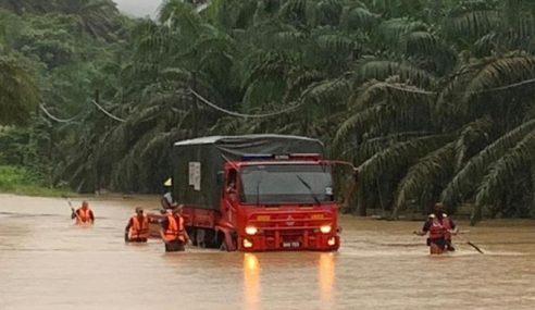 PERMAI: Bomba Turut Terima Bantuan RM300