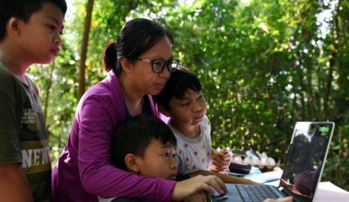 PdPR: Daki Bukit 20 Minit Untuk Akses Internet