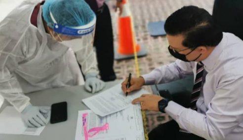 KSN Jalani Kuarantin Kendiri Hingga 31 Januari