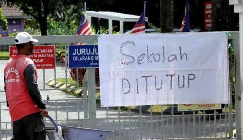 COVID-19: 3 Lagi Sekolah Rendah Di Terengganu Diarah Tutup