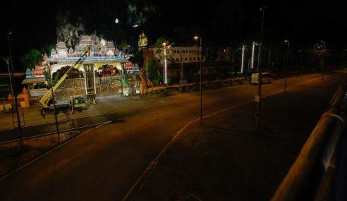 Jalan Di Gombak Ditutup Rabu Hingga Awal Pagi 29 Januari