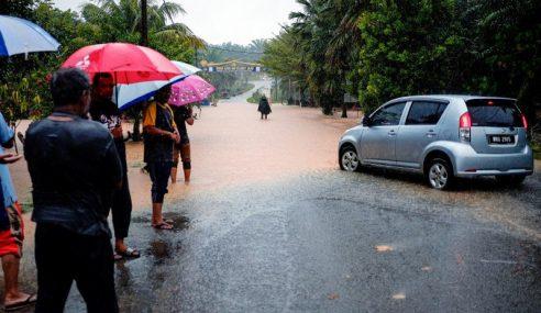 Bapa Korban Pertama Banjir Pahang, Anak Hilang