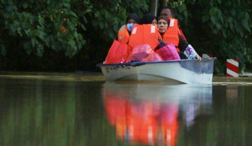 Mangsa Banjir Di Sabah Meningkat, Sarawak Kekal, Pahang Menurun