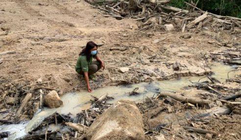 Siasatan Kemusnahan Air Terjun Tanjung Batu Bermula