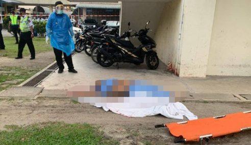 Pembantu Perubatan Maut Terjun Dari Tingkat 3 Hospital