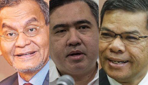 Loke, Saifuddin, Dzulkefly Anggotai Jawatankuasa Khas Darurat
