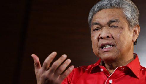 Pertahan Zahid Benteng Terakhir UMNO
