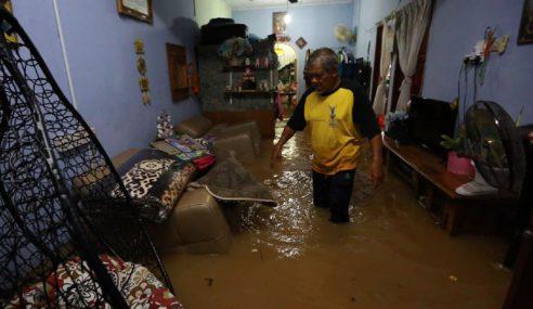 Banjir Di 6 Negeri, Lebih 16,500 Mangsa Dipindahkan