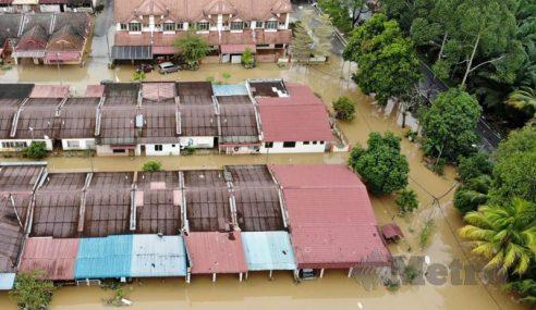 Mangsa Banjir Kini 20,100
