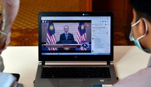 PM Rayu Rakyat Kekal Tenang, Beri Kepercayaan Kerajaan