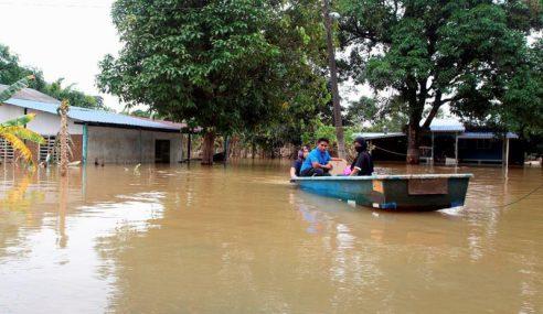 PERMAI: Kerajaan Salur RM200 Juta Bantu Mangsa Banjir