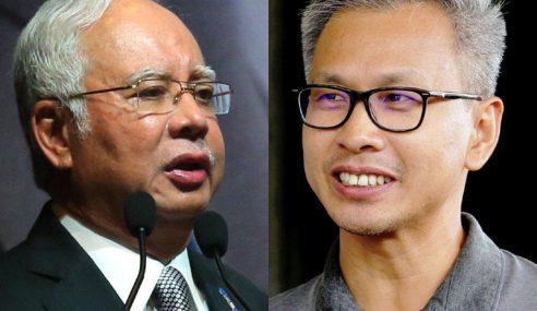 1MDB: Tony Pua Bertegas Tetap Saman Najib
