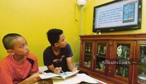 KPM Rancang Perluaskan TV Pendidikan