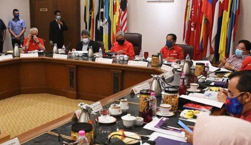 Usul Putus Hubungan UMNO-Bersatu Dibawa Ke PAU