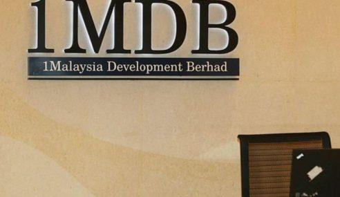 DoJ Serah Waran Rampas AS$330 Juta 'Dana Berkaitan 1MDB'