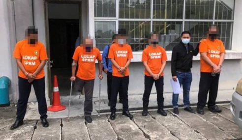 Ketirisan RM3.1 Juta: 7 Petugas Kaunter JPJ Direman
