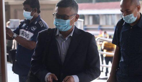Perbicaraan 1MDB Ditangguhkan, Saksi Tak Sihat