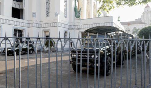 Tentera Myanmar Sahkan Rampasan Kuasa
