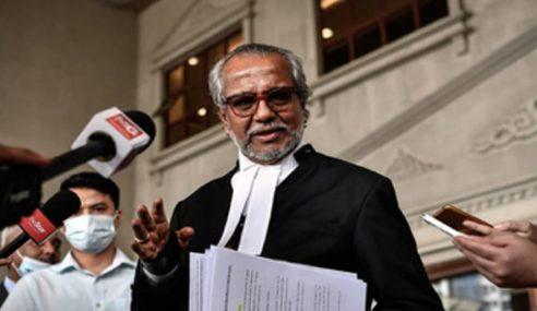 Najib Fail Rayuan Keputusan Mahkamah Tolak Singkir Sri Ram