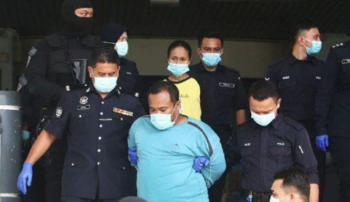 Suami Isteri Didakwa Dera, Bunuh Anak Sendiri
