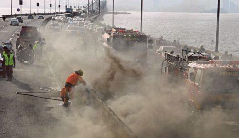 Jambatan Pulau Pinang Masih Kukuh, Selamat Digunakan