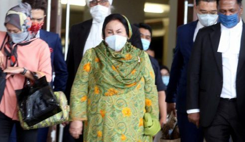 Keputusan Rosmah Bebas Atau Bela Diri 18 Februari